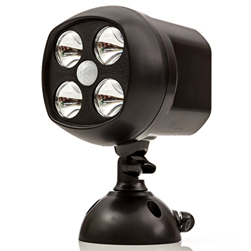 Led Wireless Motion Sensor Spotlight 4 Ultra Bright