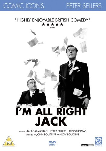 I'm Alright Jack [DVD]