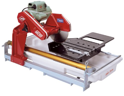 MK Diamond MK-101 Pro24 2-Horsepower 10-Inch Wet Cutting Tile Saw