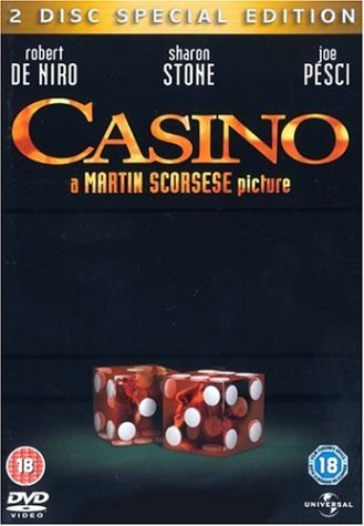 Casino (2 Disc Special Edition) [DVD]