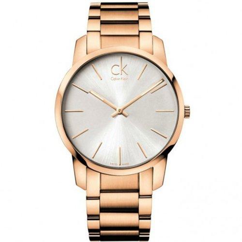 Men's Calvin Klein ck City Steel Dress Watch K2G21646 Calvin Klein Dress Watch