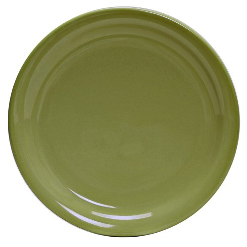 Color Code Wasabi Dinner Plate