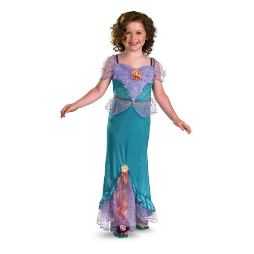Ariel Classic Costume - Medium (7-8)