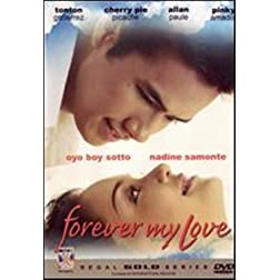 Forever my Love - Philippines Filipino Tagalog DVD Movie