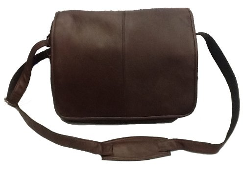 david-king-co-flapover-messenger-with-back-trolley-pocket-cafe-one-size