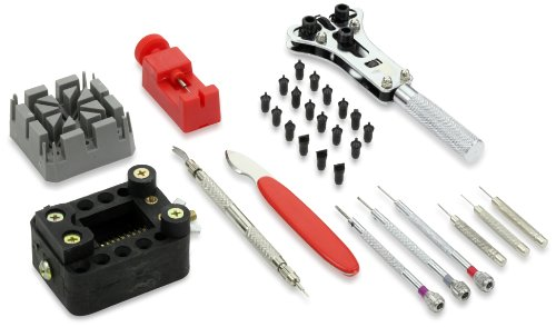 GGI International WTK-013 12pcs Watch Repair Tools Kit Watch Repair Kit