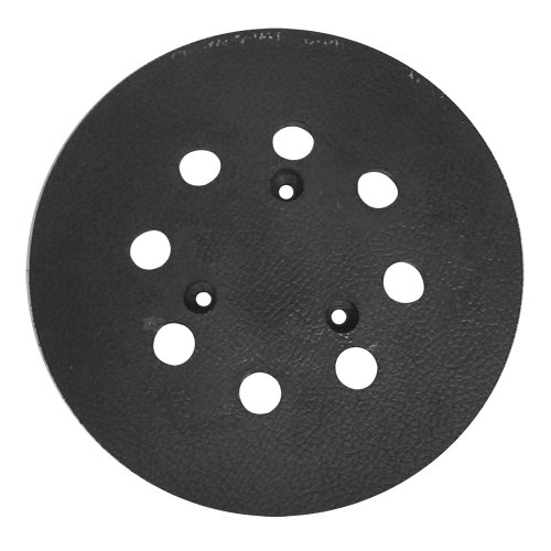 Superior Electric Rsp36 5-Inch Sander Pad Psa/Adhesive Back, 8 Vacuum Holes (For Dw421/Dw422/Dw423) Replaces Dewalt 151281-09, 151281-00 And 151281-07 front-569384
