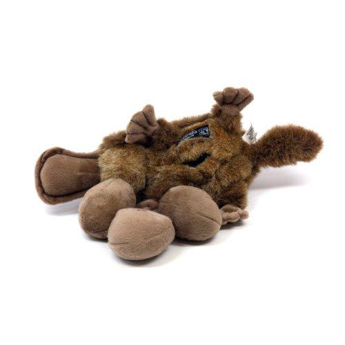 Platypus Hidden Egg Babies Plush Dog Toy Squeaky