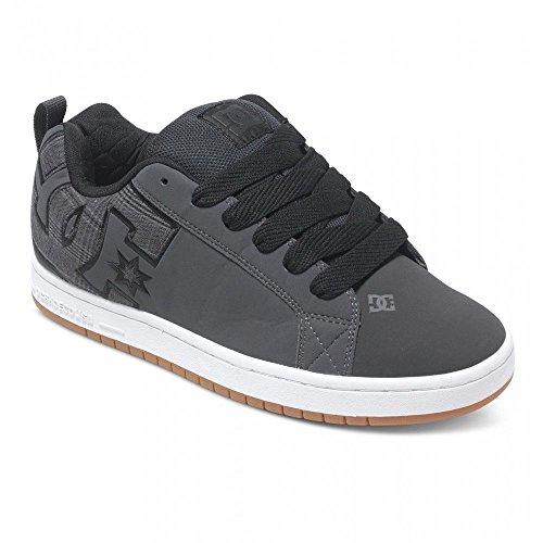 dc-court-graffik-se-low-skate-sneakers-men-shoes-grey-black-300927-size-85-new