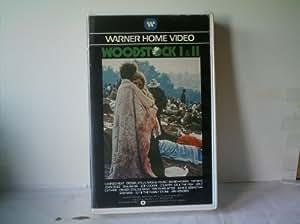 Woodstock [VHS] [UK Import]
