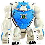 """Ben 10 Ultimate Alien 4"""" Ultimate Humungousaur Haywire (Includes Minifigure) By Bandai"""