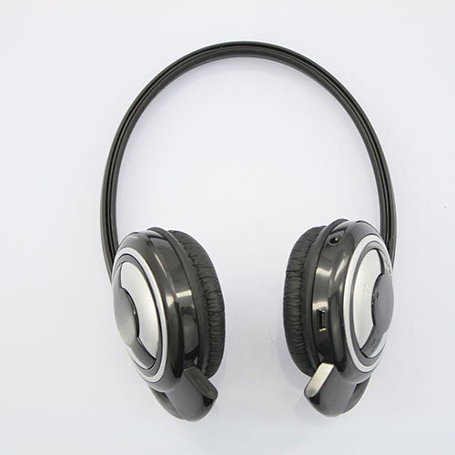 Wireless Handsfree Rechargeable Portable Mini Bluetooth Headset (Black) F2D Bluetooth Headsets autotags B00H4WMWYE
