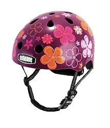 Nutcase Purple Pedals Bike Helmet from Nutcase