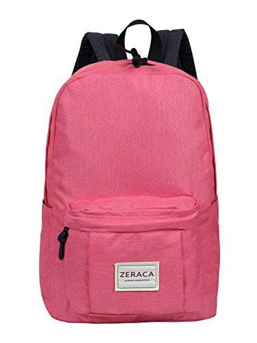 zeraca Zaino Scuola, Calypso corallo (Rosso) - 82052