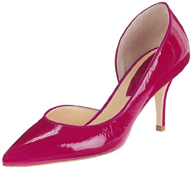 Atelier Mercadal Jerry, Escarpins femme - Rose (Morgex Orchidee Camoscio), 36 EU