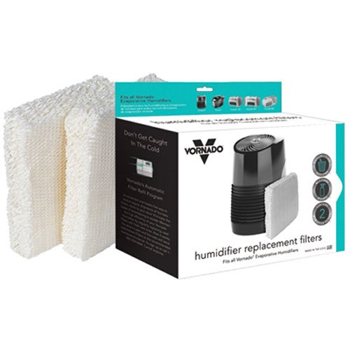 Vornado MD1-0002 Replacement Humidifier Wick Filters (2-Pack) (Japanese Air Humidifier compare prices)
