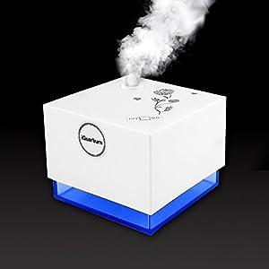 Iguerburn ultrasonic mini usb cool air mist for Living room humidifier