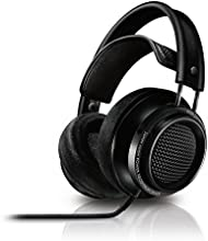 Philips Fidelio X2 Cuffie Hi-Fi Over-Ear, Nero