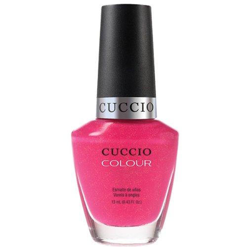 Cuccio Color Nail Polish, Totally Tokyo, .43 Ounce