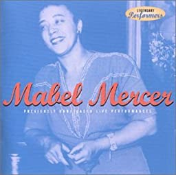 Legendary Performers - Mabel Mercer