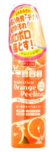 エムズワン オレンジピーリング 150g