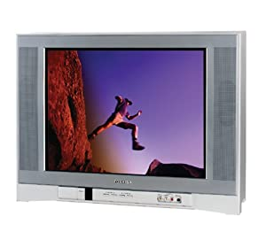 """Toshiba 20AF44 20"""" FST Pure Flat Color TV with Stereo Sound"""