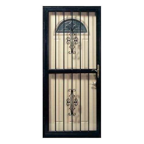 security door installation instructions