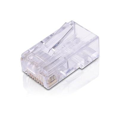 RJ45 Modular Plugs