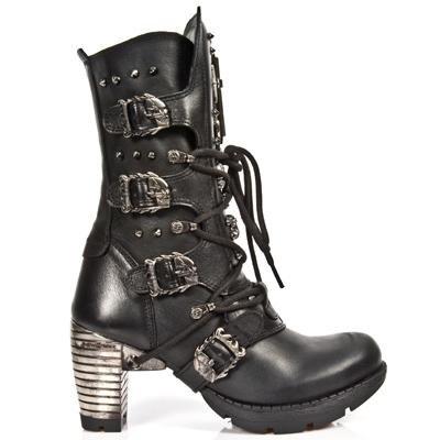 New Rock Trail Boots Women - Black - Euro 36 / UK 3.5