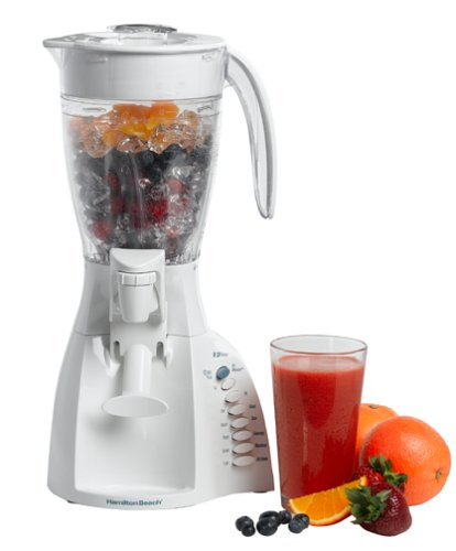 Hamilton Beach 50754 Wavestation 10-Speed Dispensing Blender