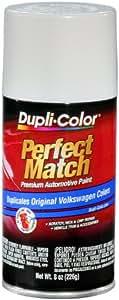 Dupli-Color BVW2041 Candy White Volkswagen Exact-Match Automotive Paint - 8 oz. Aerosol