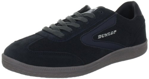 Dunlop Clay Court Low Top Unisex-Adult Blue Blau (Navy) Size: 46