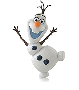 Olaf Disney Frozen 2014 Hallmark Keepsake Ornament
