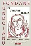 echange, troc Michel Carassou - Fondane et l'avant garde