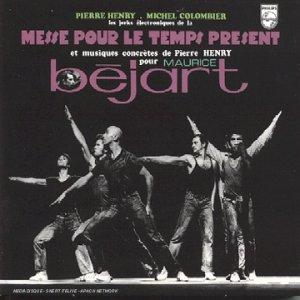 Messe pour le temps présent et musique concrètes pour Maurice Béjart
