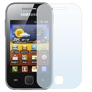 3 Films de Protection d'écran pour Samsung Galaxy Y S5360 - par PrimaCase