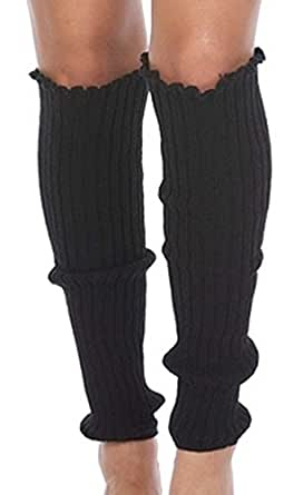 Cable Knit Leg Warmers by Foot Traffic