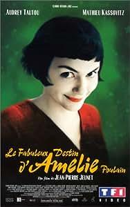 Le Fabuleux destin d'Amélie Poulain [VHS]
