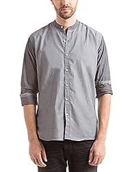 Prym Men's Casual Shirt (8907423052482_2011543703_Medium_Black)