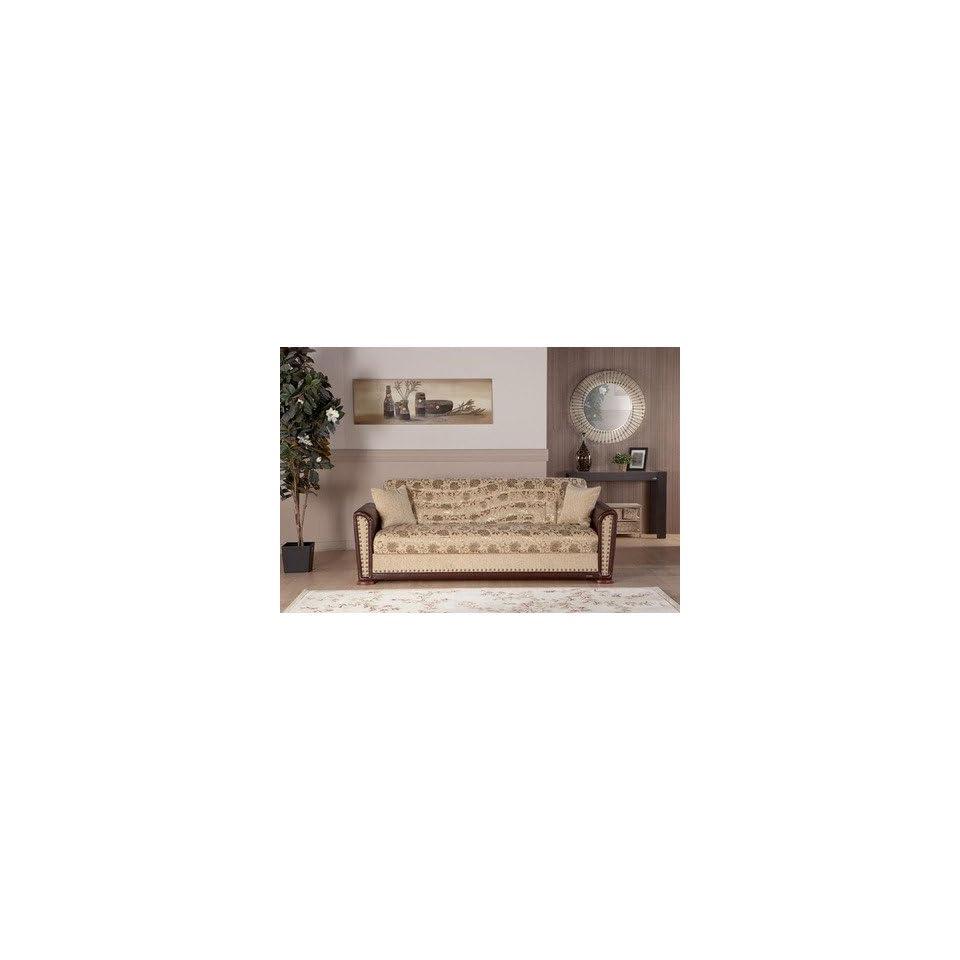 Pleasing Alfa Three Seat Sleeper Sofa In Yasemin Beige Furniture Unemploymentrelief Wooden Chair Designs For Living Room Unemploymentrelieforg