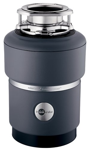 InSinkErator Evolution Compact 3/4 HP Household Food Waste Disposer