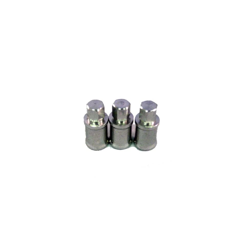 Road Rat Motors Racing Go Kart Wheel Hub Lug Nut Set (3pcs)