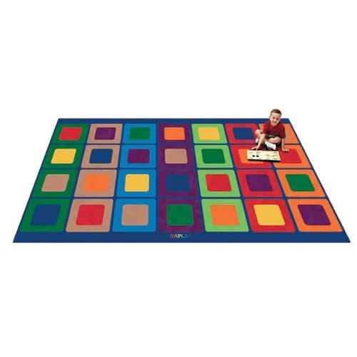 Kaplan Classroom Design : Kaplan seating squares carpet  joao oliveira