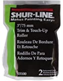 Shur-Line 3-Inch Trim and Touch Up Roller Refill #03100