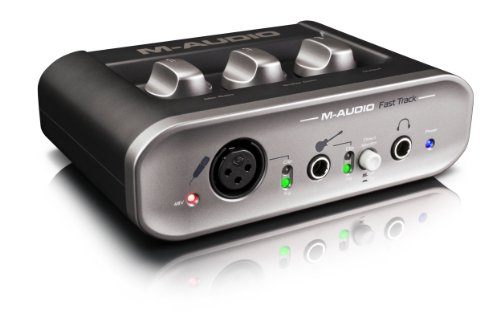 M-Audio Fast Track USB 2 Computer Audio Interface