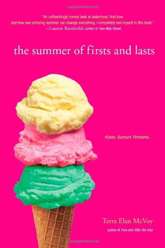 Cover of The Summer of Firsts and Lasts