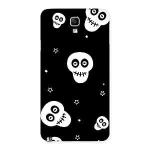 Impressive Skull Star Back Case Cover for Galaxy Note 3 Neo