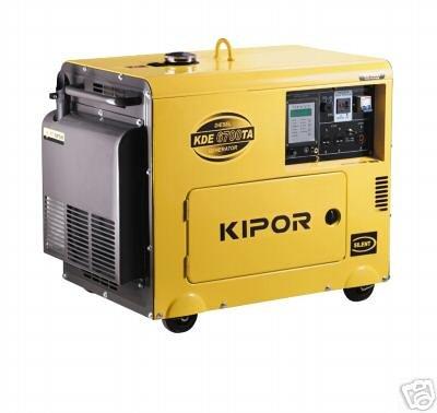 Home Diesel Generators
