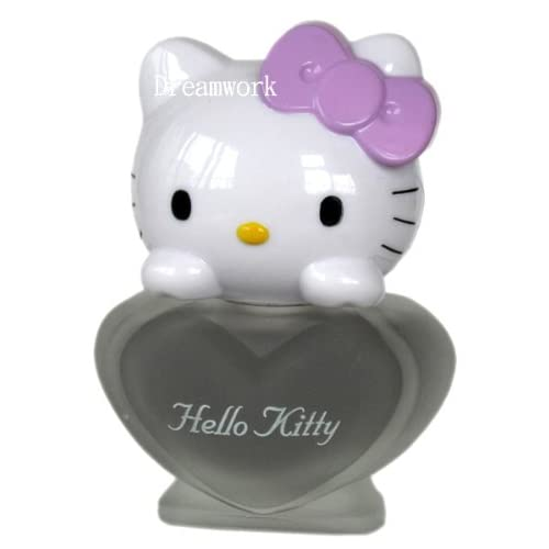 Sanrio Hello Kitty Car Fragrance   Violet Scent Air Freshener  Toys