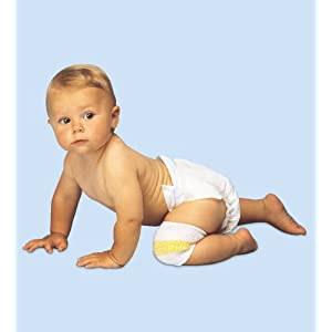 Safety 1st Cushioned Sof'Knee Protectors - Make crawling more comfortable for your little one